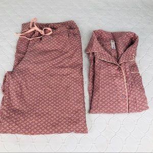 Gilligan OMalley Pajama Set sz S
